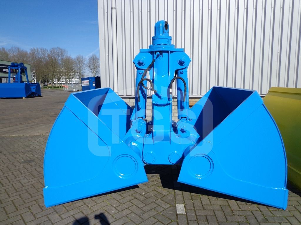 TGS Hydraulic Clamshell Buckets Image