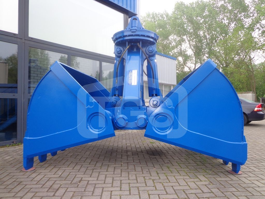 TGS Hydr. Digging-Dredging Buckets Image