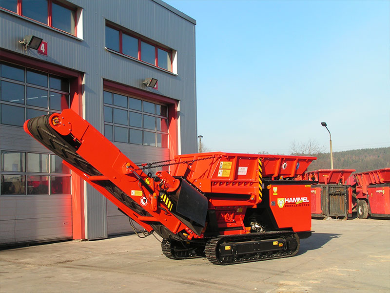 Hammel VB 450 E Shredder Image