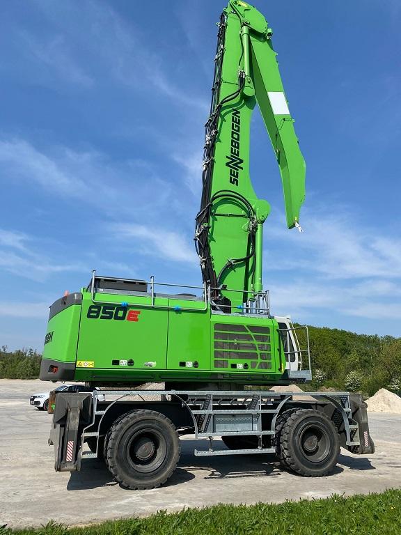Sennebogen 850M E Hybrid SN Q1200 Image