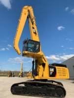 Caterpillar 352F MH SN 0114