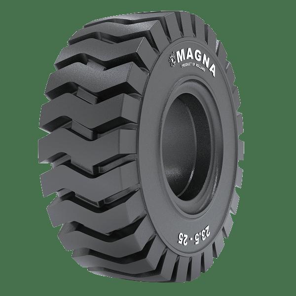 Magna MA600 Solid Tire